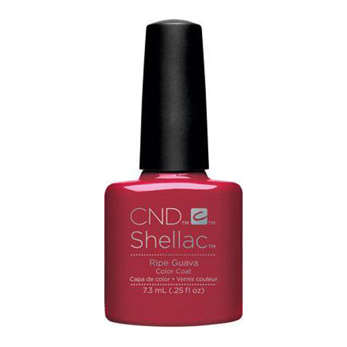 CND Shellac - Ripe Guava 0.25 oz - Milky Beauty