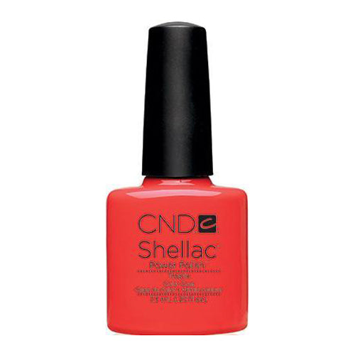 CND Shellac - Tropix 0.25 oz - Milky Beauty
