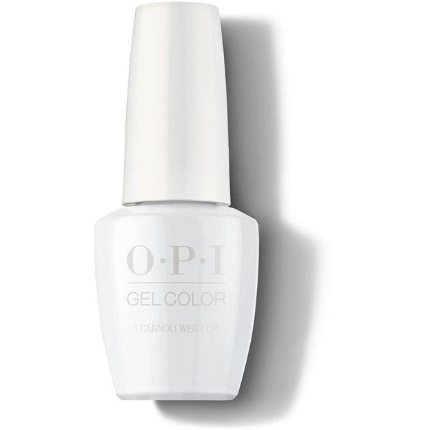 OPI Gel Color - I Cannoli Wear OPI 0.5 oz - GCV32