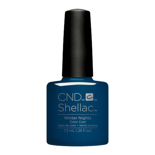 CND Shellac - Winter Nights 0.25 oz - Milky Beauty
