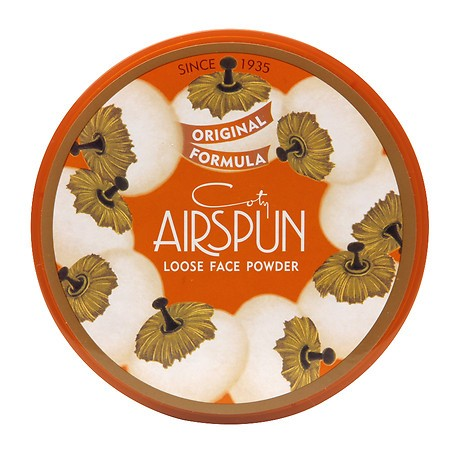 Coty Airspun Loose Powder, Translucent Extra Coverage - Milky Beauty