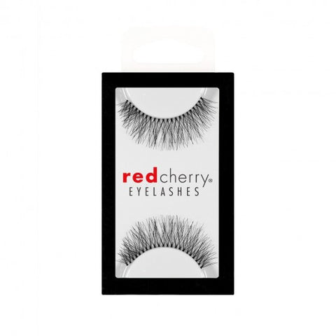 Red Cherry Lashes - Birmingham 747M - Milky Beauty