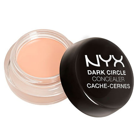 NYX Dark Circle Concealer -FAIR (DCC01) - Milky Beauty