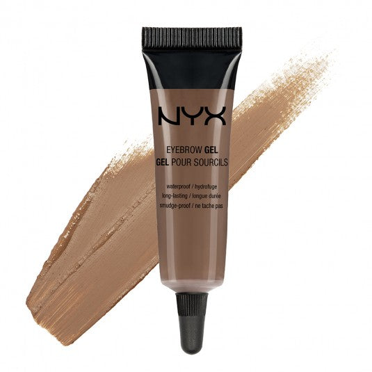 NYX Eyebrow Gel-CHOCOLATE (EBG02) - Milky Beauty