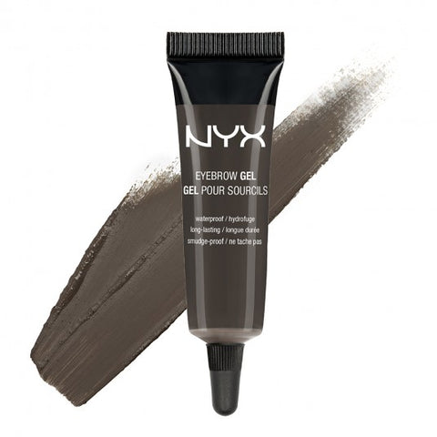 NYX Eyebrow Gel-BLACK (EBG05) - Milky Beauty