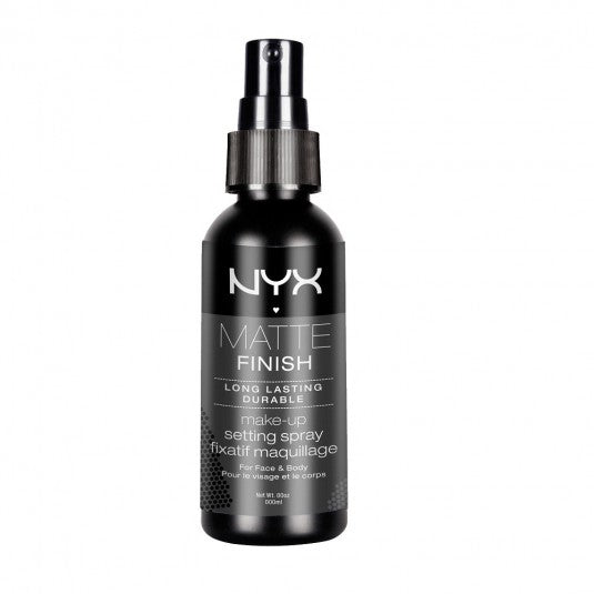 NYX Makeup Setting Spray -MATTE FINISH / LONG LASTING (MSS01) - Milky Beauty