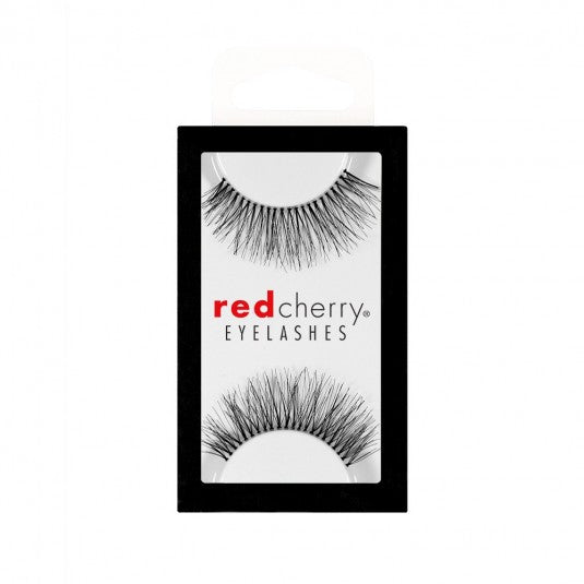 Red Cherry Lashes - Phoebe 747L - Milky Beauty