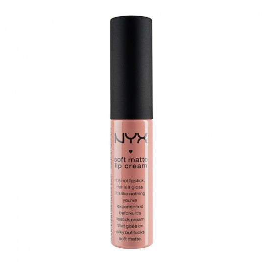 NYX Soft Matte Lip Cream-STOCKHOLM (SMLC02) - Milky Beauty