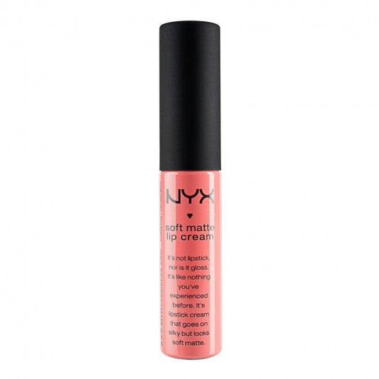 NYX Soft Matte Lip Cream-ANTWERP (SMLC05) - Milky Beauty