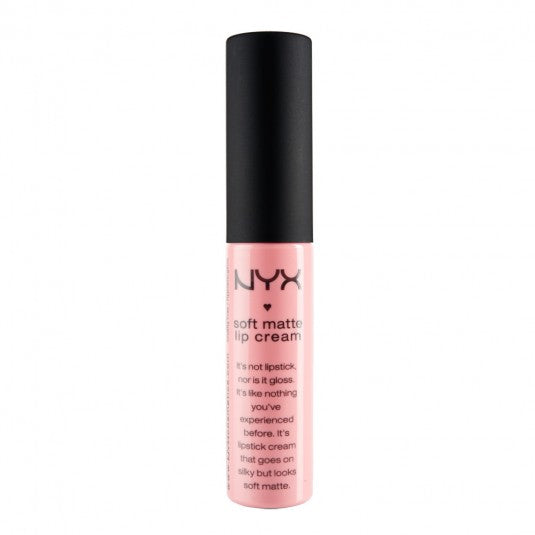 NYX Soft Matte Lip Cream-ISTANBUL (SMLC06) - Milky Beauty