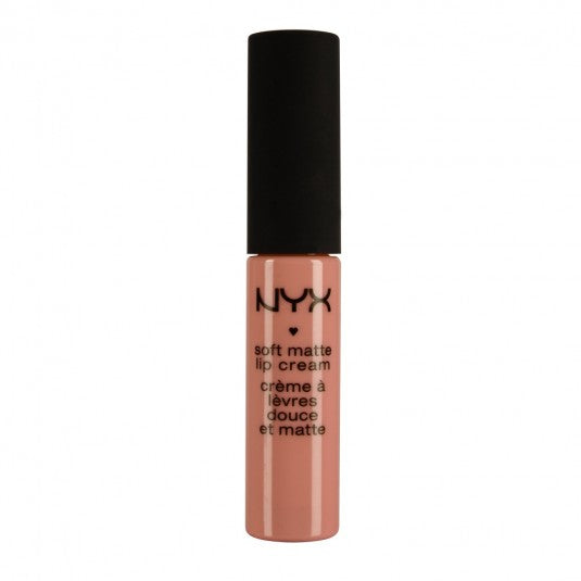 NYX Soft Matte Lip Cream-ATHENS (SMLC15) - Milky Beauty