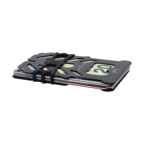 Financial Tool RFID Blocking Wallet
