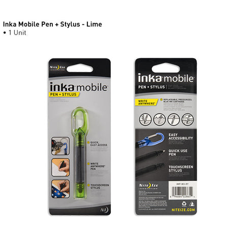 Inka Mobile Stylus and Pen