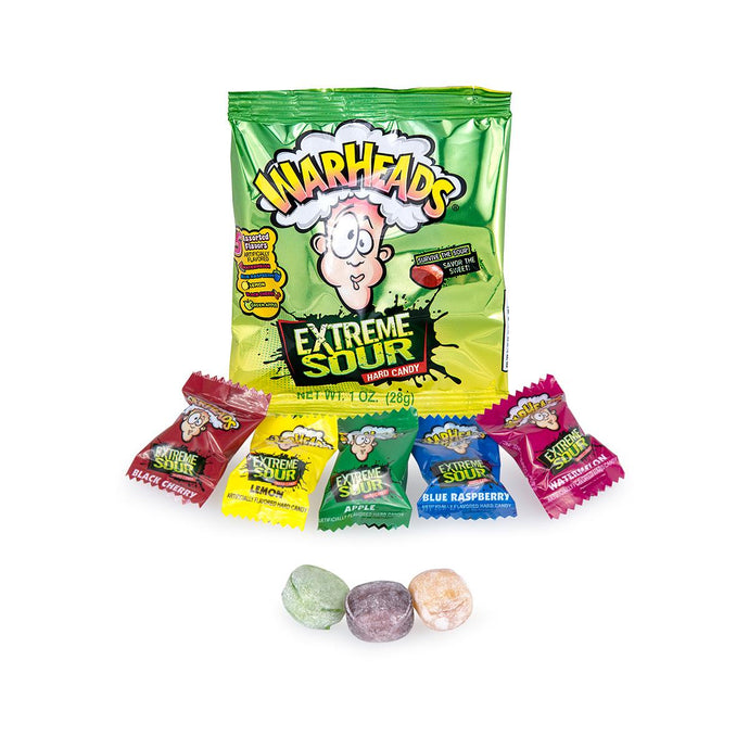 Warheads Extreme sour - Dream Candy
