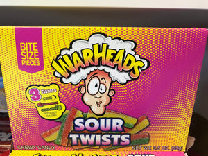 Warhead sour twists - Dream Candy