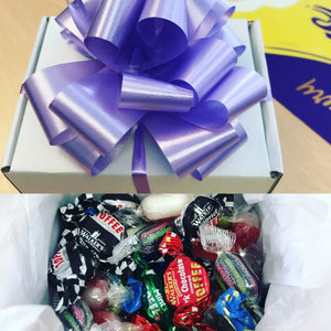 Sweet Gift box with bow - Dream Candy