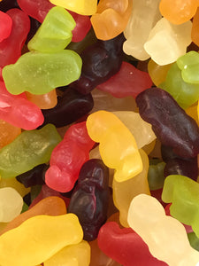 Mini jelly babies - Dream Candy