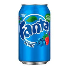 Fanta Berry - Dream Candy