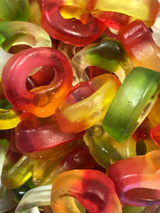 Haribo rings - Dream Candy