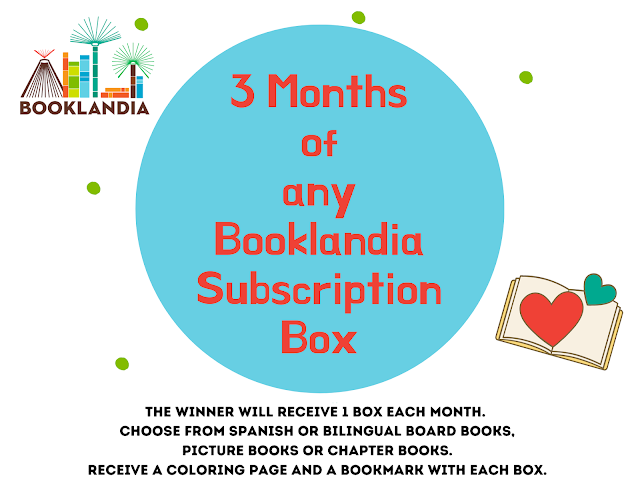 3-Month Subscription to Booklandia