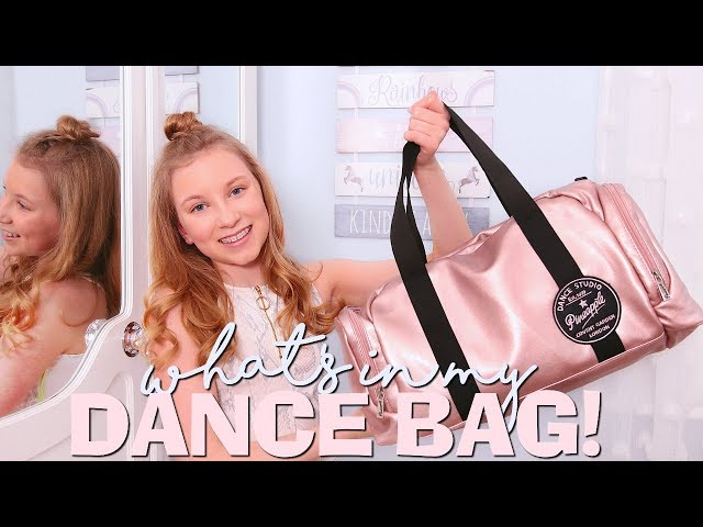 Today I show you inside my DANCE BAG! Hope you guys enjoy please like & subscribe!!! Lots of love Coco 🦄 #unicornsquad #dancer #dancebag What I'm ...
