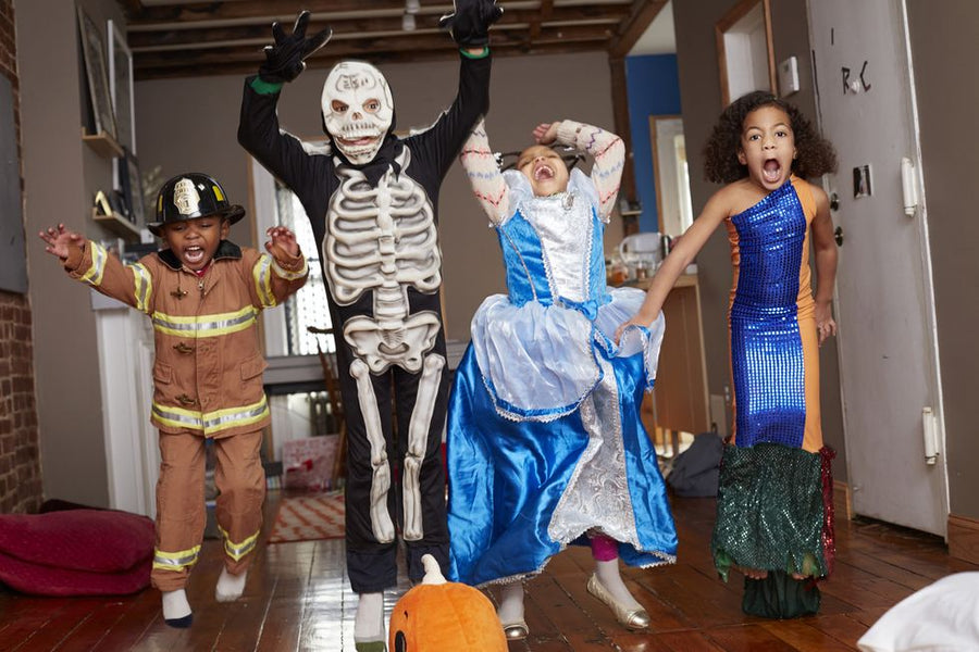 25 Halloween Songs for Kids to Dance to at Their Costume Party