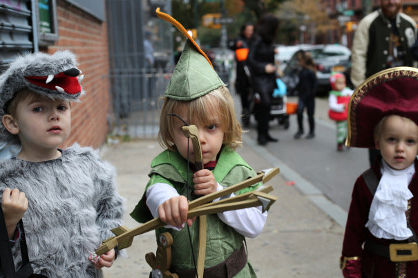 The Country's Most Awesome Spots for Trick-or-Treating