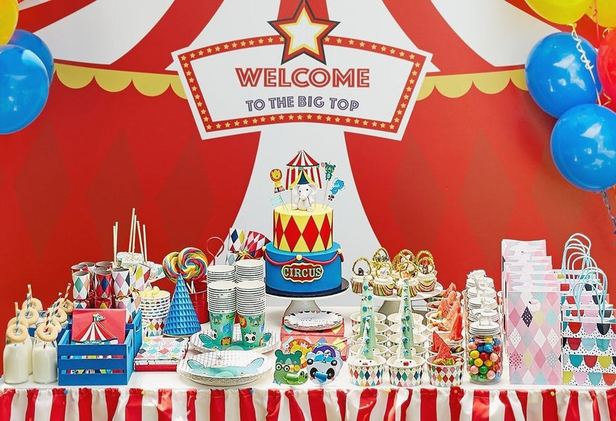 Charming Carnival Party Supplies