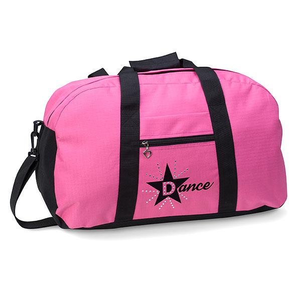 Danz N Motion - Star Dance Bag (B700PK) - Pink