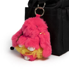 Load image into Gallery viewer, 90140 – M'selle Lapin Bunny Keychain