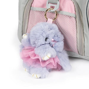 90140 – M'selle Lapin Bunny Keychain