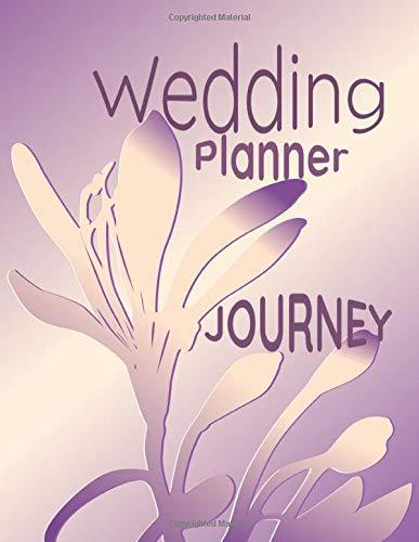 Wedding Planner Journey: 8.5 x 11