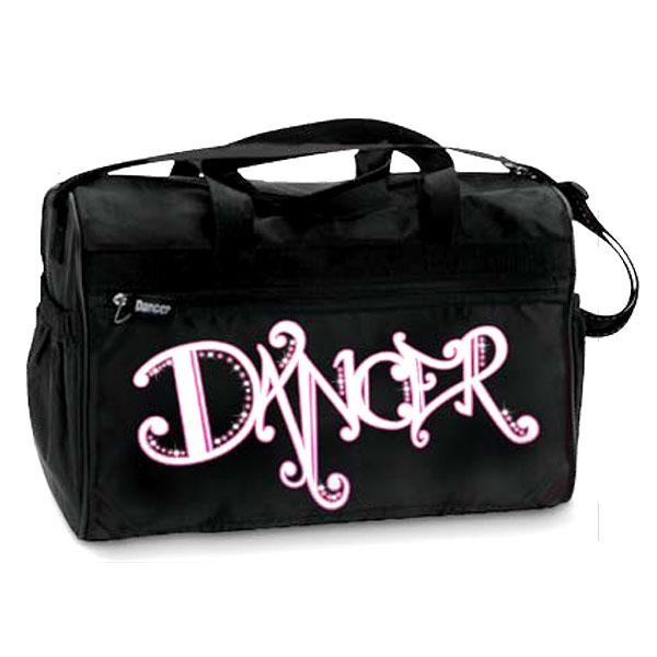 Danz N Motion - Bling Dancer Bag (B405) - Black
