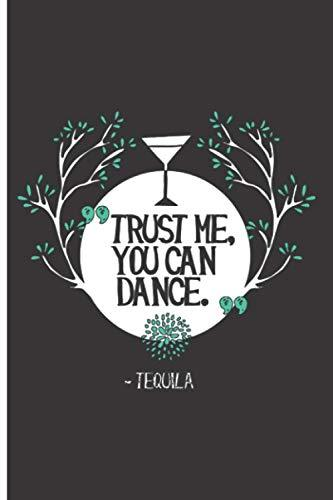Trust Me, You Can Dance Tequila: 120 Daily Checklist Pages - 6