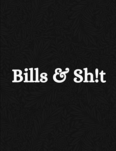Bills & Shit: Simple Monthly Bill Payments Checklist