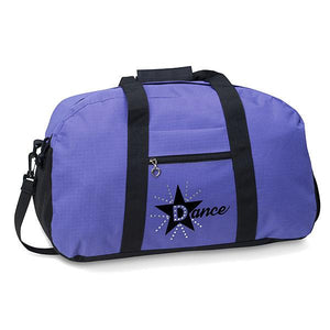 Danz N Motion - Star Dance Bag (B700PU) - Purple