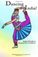 Load image into Gallery viewer, Dancing India!: Coloring Book