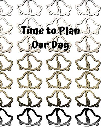 Time To Plan Our Day: Wedding Journal Organizer for Brides and Grooms to be to dream of special day, Worksheets Checklists