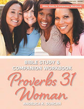 Load image into Gallery viewer, Proverbs 31 Woman Bible Study And Companion Workbook: More Than A Checklist: A 15-Day Devotional To Discover Biblical Truths About The Virtuous Woman