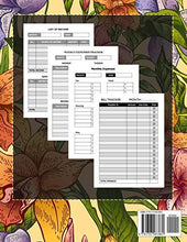 Load image into Gallery viewer, Monthly Bill Planner and Organizer: budgeting notebook | 3 Year Calendar 2020-2022 Budgeting Planer with income list,Weekly expense tracker ,Bill ... Design Gift (Financial Planner Budget Book)
