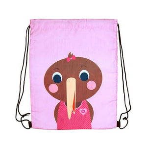 Drawstring Bag Kiwi Tots Girl