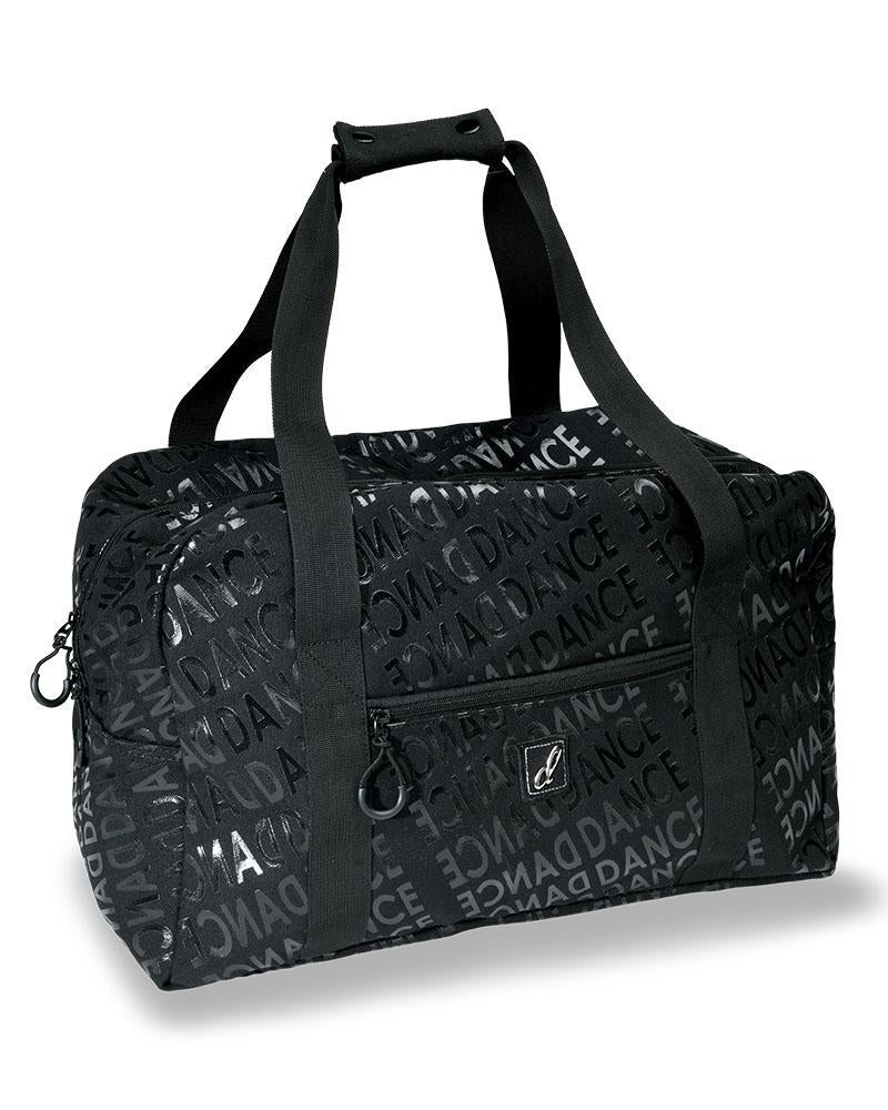 Danz N Motion - The Week Ender Dance Bag  (B465) - Black