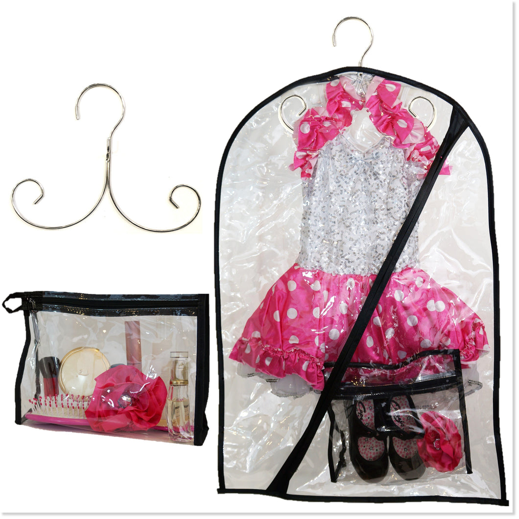 Dance Costume Bag™ (Includes Mini Bag) - Amazon's Choice