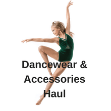 Load image into Gallery viewer, Dancewear and Accessories Haul