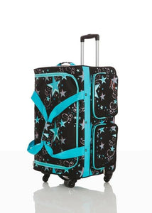 Rac N Roll Blue Star 4X Dance Bag