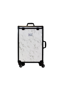 Marble & Black DivaDolly | Rolling Dance Bag Alternative with a Wardrobe Rack