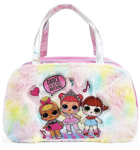 Lol Surprise Plush Dance Duffel Bag