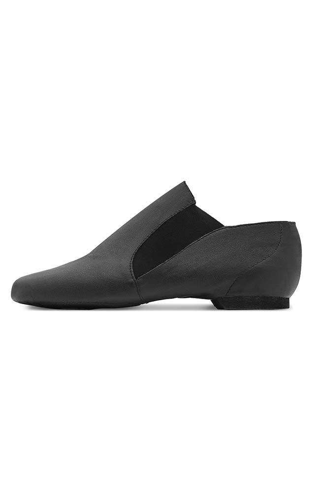 Bloch DN981L Black Leather Dance Now Jazz Shoe