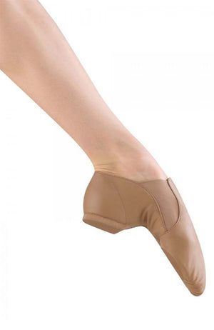 Bloch DN981G Leather Dance Now Jazz Shoe