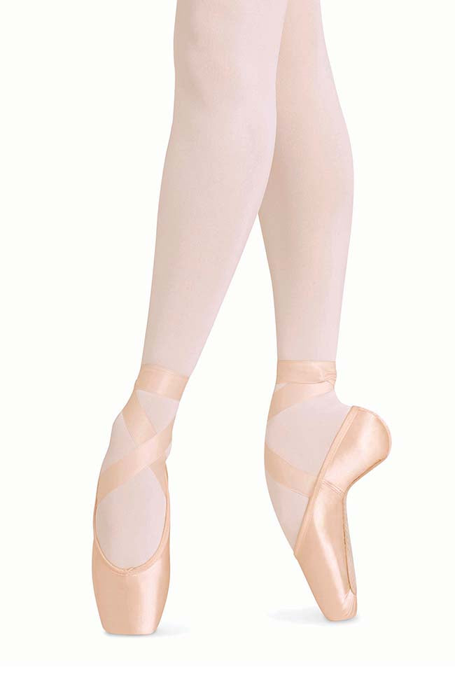 Bloch ES0160LS European Balance Pointe Shoes Strong